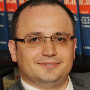 Rechtsanwalt  Agron Berisha