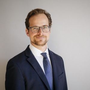 Rechtsexperte  Benedikt Mahr
