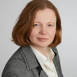 Rechtsexpertin Dr. Elke Scheibeler
