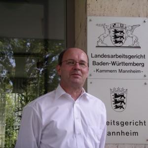 Rechtsanwalt  Karl-Heinz Unger