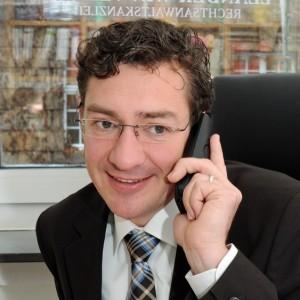 Rechtsanwalt  Leander van Velzen