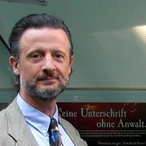 Rechtsanwalt  Georg  v. Buttlar