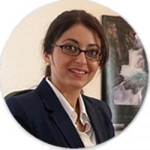 Rechtsanwältin  Dr. Marjam Waladan